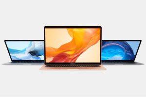 ゴールド シルバース ペースグレイ[2018 新型 MacBook Air]