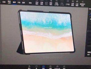 アップル純正ケース[2018 新型 iPad Pro 発売日]