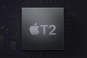 Apple T2 チップ[2018 新型 Mac mini スペック]