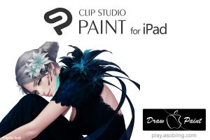 クリスタ Apple Pencil ダブルタップ機能対応[2018 新型 iPad Pro]