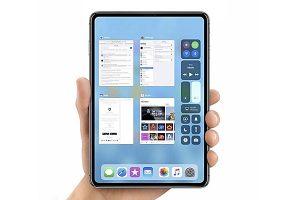 予想レンダリング画像[2019 新型 iPad mini 5]