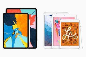 ラインナップ[2019 新作 iPad 7 無印]