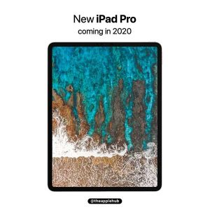2020年 予想発表日[2019 新型 iPad Pro]