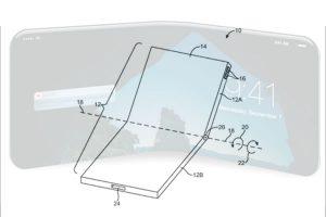 折りたたみ式 特許申請[2020 新作 iPhone 12]