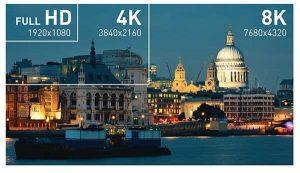 8K Super Hi-Vision 解像度[2019 新型 iPad Pro]