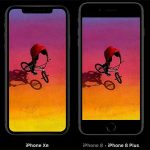 iPhone 8 Plus 比較[2018 iPhone XR]