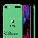 コンセプト画像[2019 新型 iPod touch 7th]