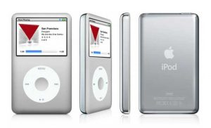 iPod classic[2019 新作 iPod touch 7]