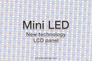Mini LED[2019 新作 iPad Pro]