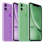カラーバリエーション[2019 新作 iPhone 11R, XR2]