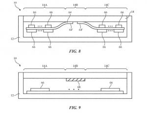 折りたたみディスプレイ特許[2021 新モデル iPhone]