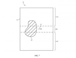 折りたたみディスプレイ特許[2021 新型 iPhone Fold]