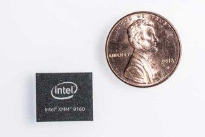 Intel 5G モデム XMM 8160[2020 新作 iPhone]