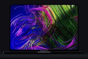 16インチ / 3,072 x 1,920 px[2020 新型 MacBook Pro]