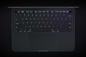 リーク・コンセプト画像[2019 新型 MacBook Pro]