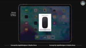 iPad マウス対応[iOS 13 新機能]