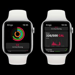 アクティビティリング新機能[2019 新作 Apple Watch 5]