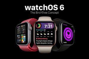 watchOS 6[2019 新型 Apple Watch 5]