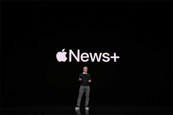 4aa9ab2181 Apple News+[2019 Apple 春スペシャルイベント] iOS 9 のリリースともに追加された ...