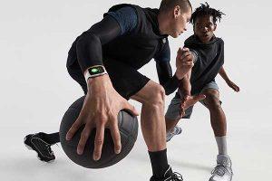 ワークアウト運動量計測[2019 新型 Apple Watch 5]