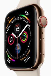文字盤と機能[2019 新型 Apple Watch 5]