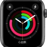 文字盤 アクティビティアナログ[2019 新型 Apple Watch 5]