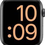 文字盤 特大[2019 新型 Apple Watch 5]
