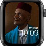 文字盤 写真[2019 新型 Apple Watch 5]
