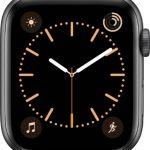 文字盤 カラー[2019 新型 Apple Watch 5]