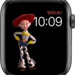 文字盤 トイ・ストーリー[2019 新型 Apple Watch 5]