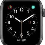 文字盤 ユーティリティ[2019 新型 Apple Watch 5]