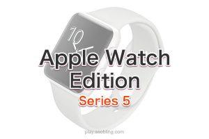 Apple Watch Edition[2019 新型 Apple Watch 5]