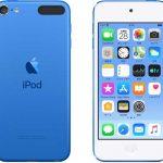 ブルー[2019 新作 iPod touch 7]