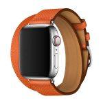 Hermès レザー[2019 新型 Apple Watch 5]