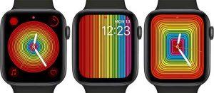 2019 Pride フェイス [新モデル Apple Watch 5]
