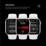 録音機能 ボイスメモ[2019 新作 Apple Watch 5]