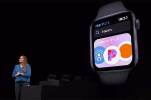 watchOS 6 新機能 [2019 新作 Apple Watch 5]
