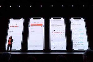 ヘルスケア新機能 [2019 新作 Apple Watch 5]