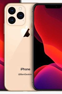 3眼 メインカメラ[2020 新作 iPhone 5.4-inch]