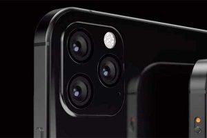トリプルレンズカメラ[2020 新型 iPhone 5.4-inch]