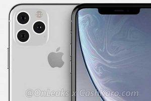 3眼メインカメラ[2019 新型 iPhone 11]