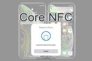 iOS 13 Cora NFC[2019 新機種 iPhone]