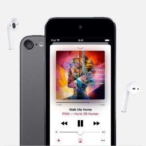 音楽再生 音質レビュー[2019 新型 iPod touch 7]