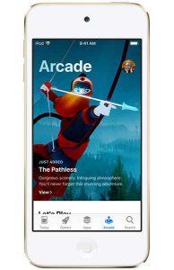 Apple Arcade ゲーム[2019 新型 iPod touch 7]