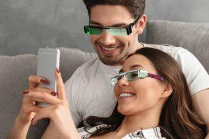 メガネ型ウェアラブルAR機器[2020 Apple Glass]