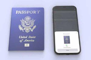 パスポート ID 読取[2019 新モデル iPhone]
