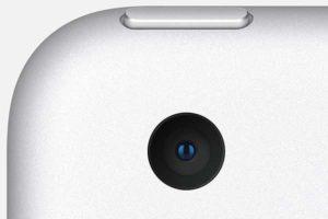 メインカメラ[2019 新型 iPad 7]