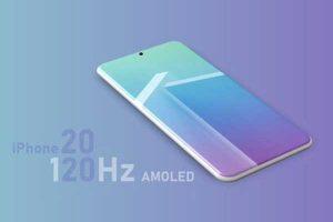 120Hz リフレッシュレート[2020 新モデル iPhone 12]