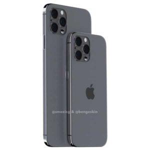 コンセプト画像[2020 新型 iPhone 12]