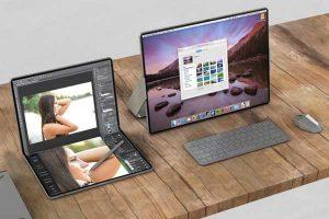 Foldable iPad[2021 新機種 折りたたみ iPad]